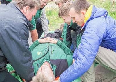 Forestry First aid Efaw+F